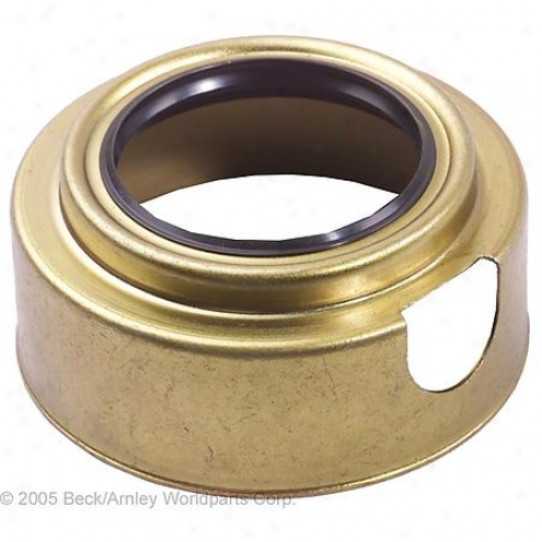 Beck/arnley Wheel Seal - Front - 052-3680