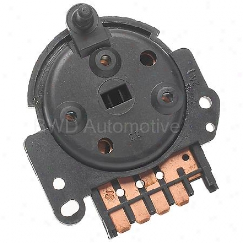 Bwd A/c & Heater Control Switch - Hs297