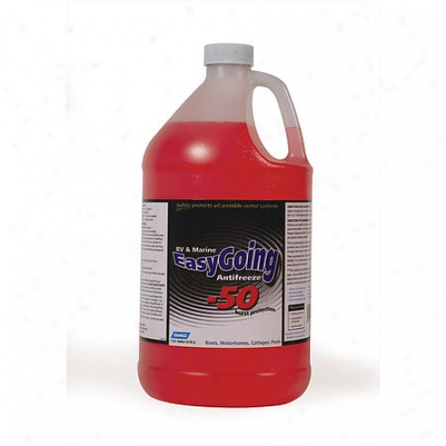 Camco Easy Going -50 Rv Antifreeze (1 Gallon) - 30757