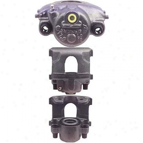 Cardone Attrition Choice Brake Caliper-front - 18-4801s