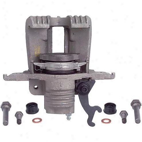 Cardone Attrition Choice Braoe Caliper-rear - 18-4324