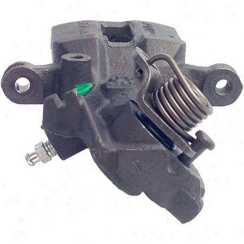 Cardone Attrition Choice Brake Caliper-rear - 19-1612