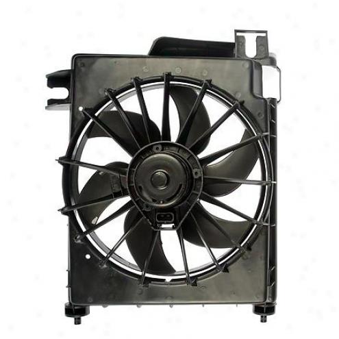 Dorman A/c Condenser Fan Motor - 620-035