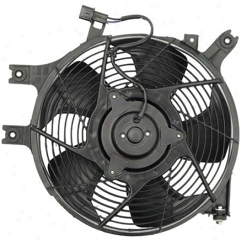 D0rman A/c Condenser Fan Motor - 620-312