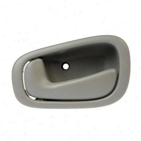 interior car door handle how to fix replace a car door handle ex interior toyota corolla up. Black Bedroom Furniture Sets. Home Design Ideas