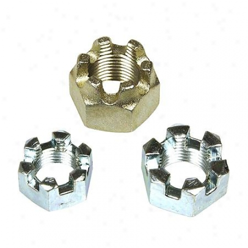 Dorman Hex Nuts - Castellated - 13560