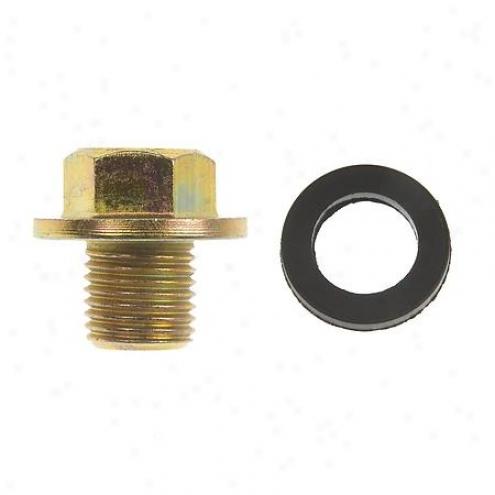 Dorman Oil Pan Drain Plug - 090-038