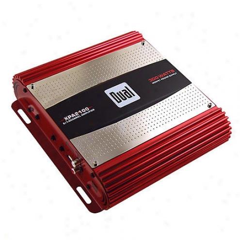 Dual Electronics Am/fm Cd In-dash Deck - Xdm6350