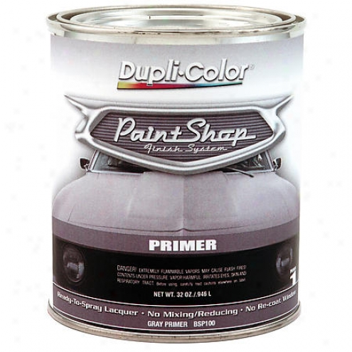 Duplicolor Paint Shop Gry Prmr - Bsp100