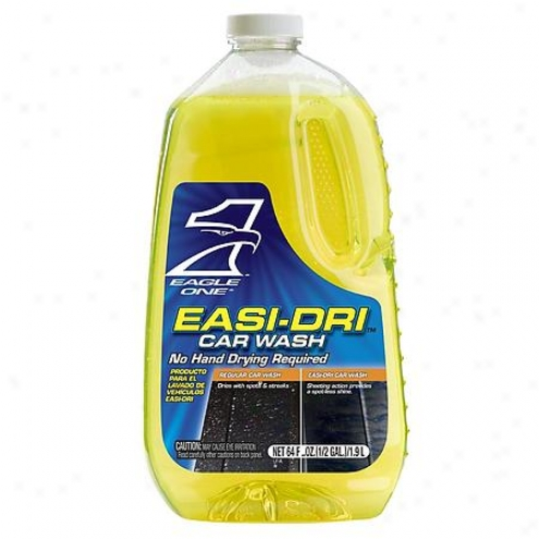 Eagle-1 Easi-dri Car Wash (64 Oz.) - 655484
