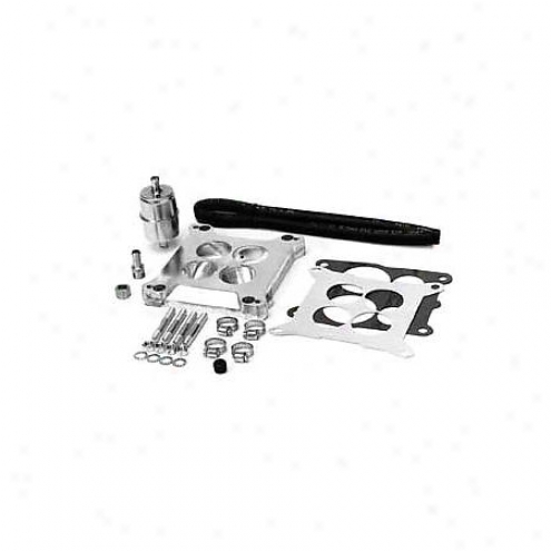 Edelbrock Carb Adapter Kit Hp - 2697