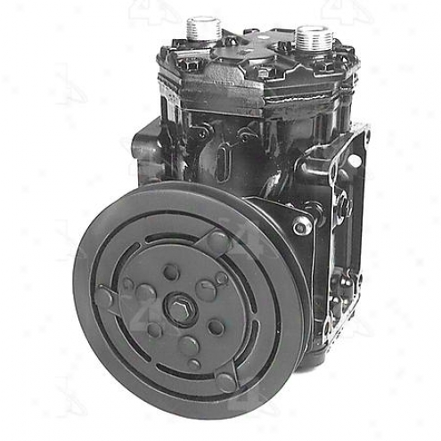 Factory Expose to ~ A/c Compressor W/clutch - 57022