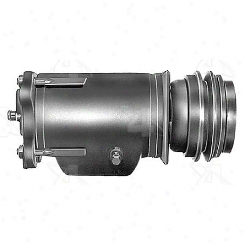 Manu~ Air A/c Compressor W/clutch - 57098