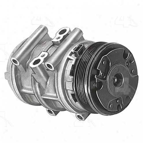 Factory Air A/c Compressor W/clutch - 57110