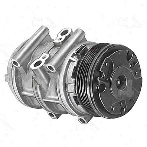 Factory Air A/c Compressor W/clutch - 57110