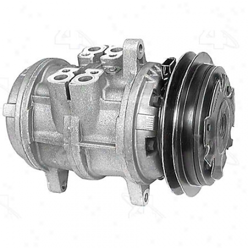 Factory Air A/c Compressor W/clutch - 57112