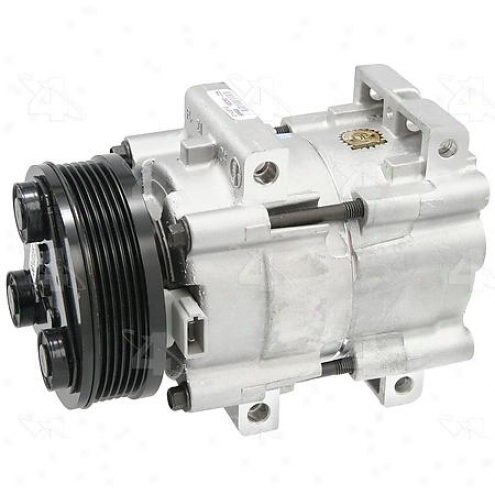Factory Air A/c Compressor W/clutch - 57168