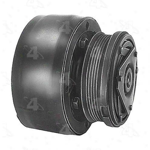Factory Air A/c Compressor W/clutch - 57238