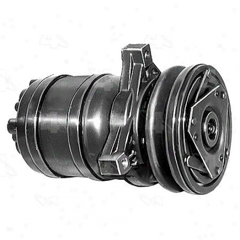 Factory Air A/c Compressor W/clutch - 57255