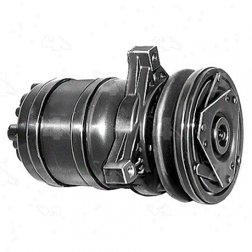 Factory Appearance A/c Compressor W/clutch - 57265