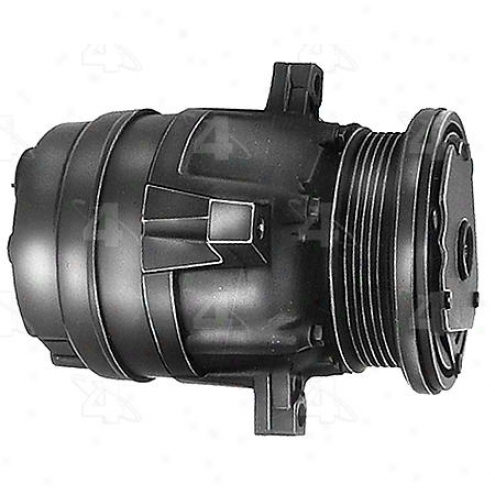 Factory Air A/c Compressor W/clutch - 57274