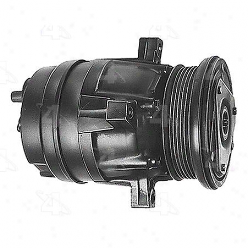 Factory Air A/c Compressor W/clutch - 57279