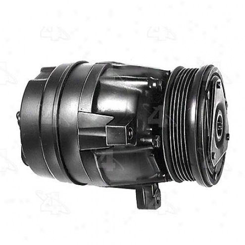 Factory Air A/c Compressor W/clutch - 57283