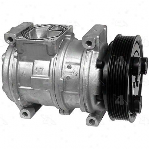 Factory Air A/c Compressor W/clutch - 57390