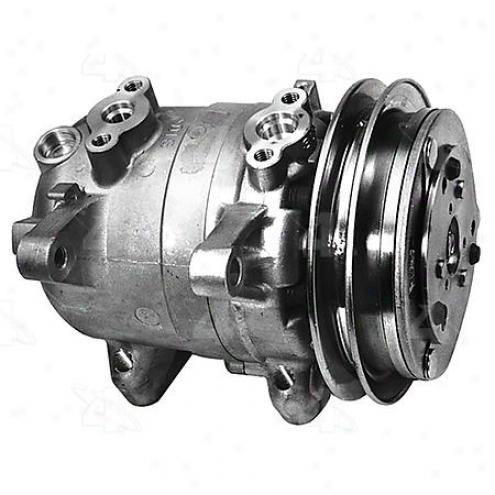 Factory Air A/c Compressor W/clutch - 57440