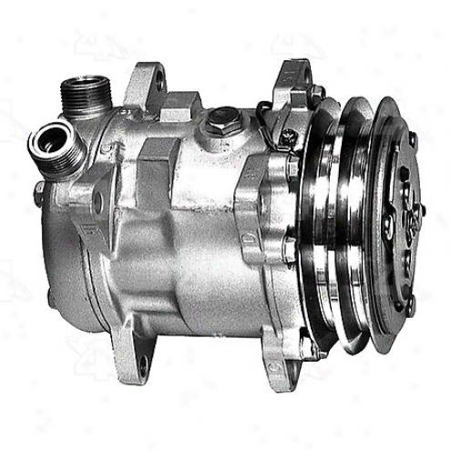 Factory Air A/c Comperssor W/clutch - 57543