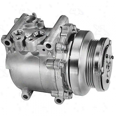 Factory Air A/c Compressor W/clutch - 57570