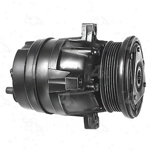 Factory Air A/c Compressor W/clutch - 57777