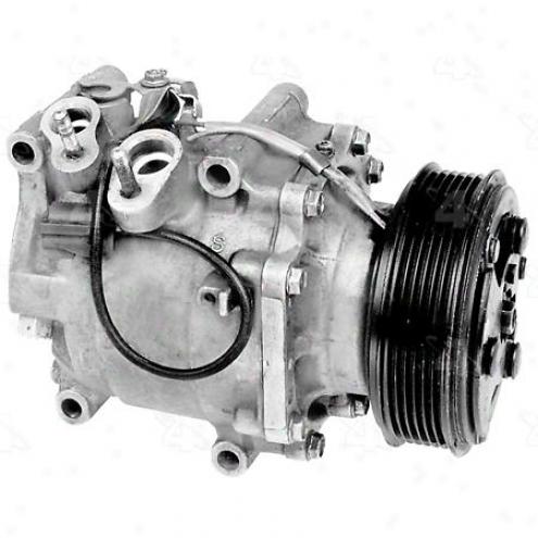 Factory Air A/c Compressor W/clutch - 57878