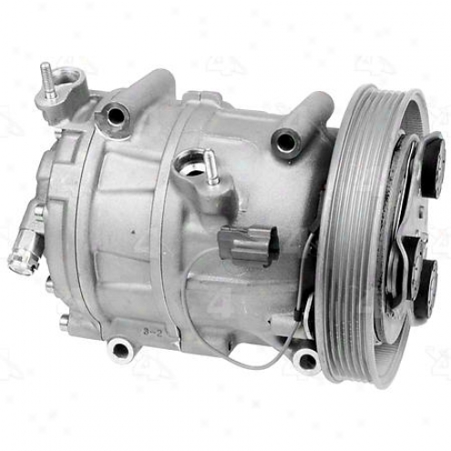 Factory Air A/c Compressor W/clutch - 57880