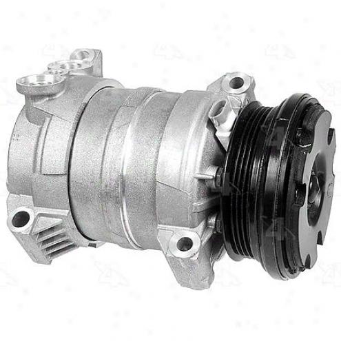 Manu~ Air A/c Compressor W/clutch - 57901
