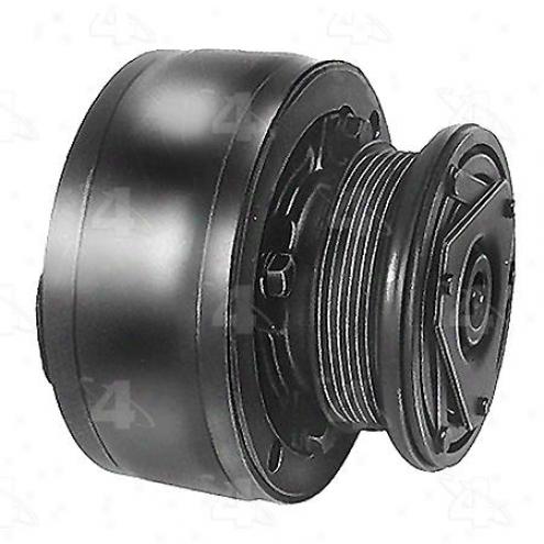 Factory Air A/c Compressor W/clutch - 57942