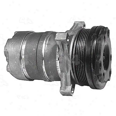 Factory Air A/c Compressor W/clutch - 57956