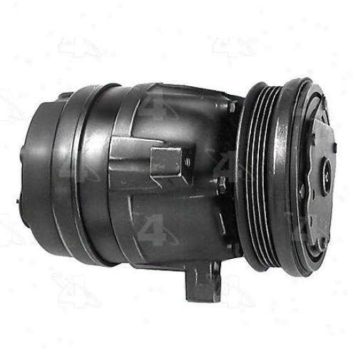 Factory Air A/c Compressor W/clutch - 57981
