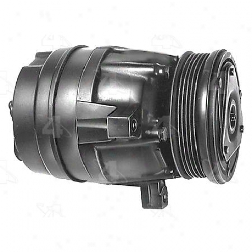 Factory Air A/c Compressor W/clutch - 57983