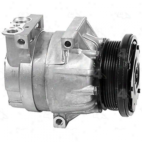 Factory Air A/c Compressor W/clutch - 57992