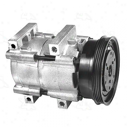 Manu~ Air A/c Compressor W/clutch - 58139