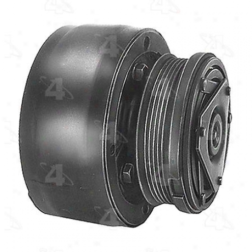 Factory Air A/c Compressor W/clutch - 58238