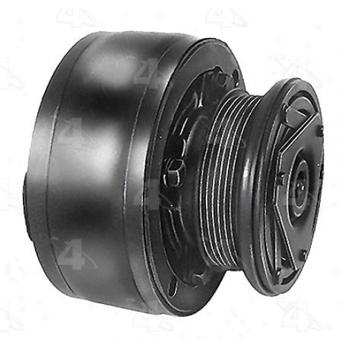 Manu~ Air A/c Compressor W/clutch - 58239