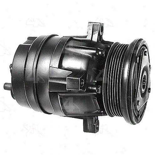 Factory Air A/c Compressor W/clutch - 58777