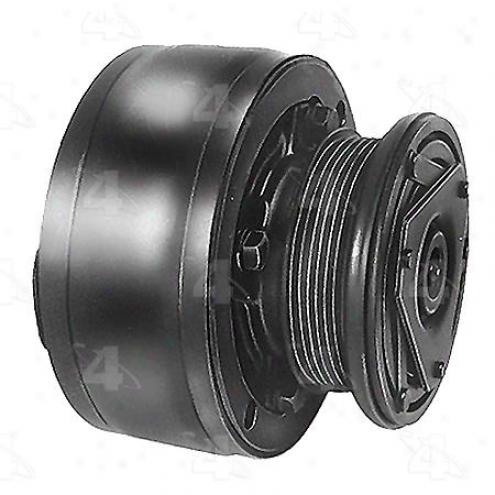 Factory Air A/c Compressor W/clutch - 58935