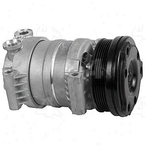 Factory Air A/c Compressor W/clutch - 58950