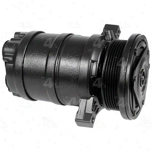 Factory Air A/c Compressor W/clutch - 58963