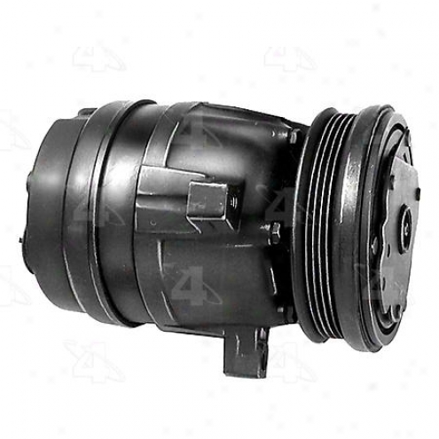 Factory Air A/c Compressor W/clutch - 58981
