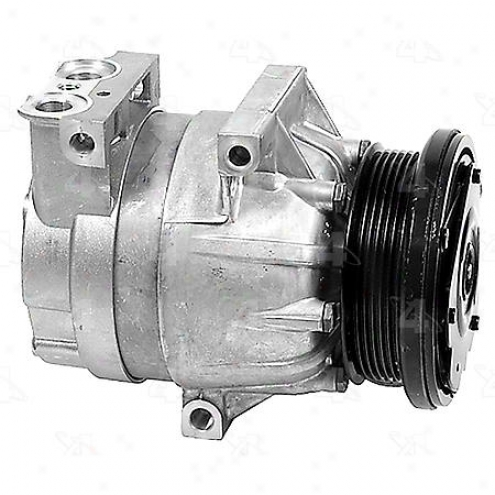 Factory Air A/c Compressor W/clutch - 58992