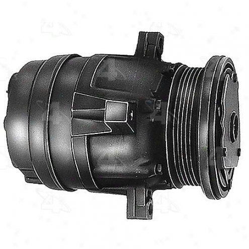 Factory Air A/c Compressor W/clutch - 58993